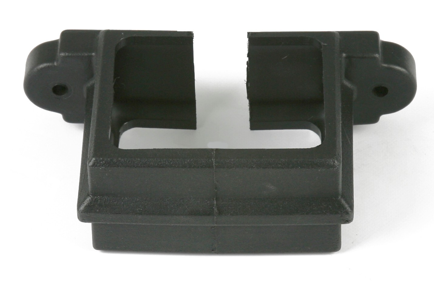 100 X 75mm Cast Iron Style Rectangular Downpipe Clip