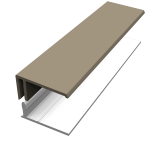 Argyl Brown Fortex Cladding Trims