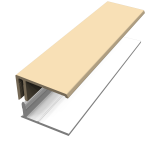 Sand Fortex Cladding Trims
