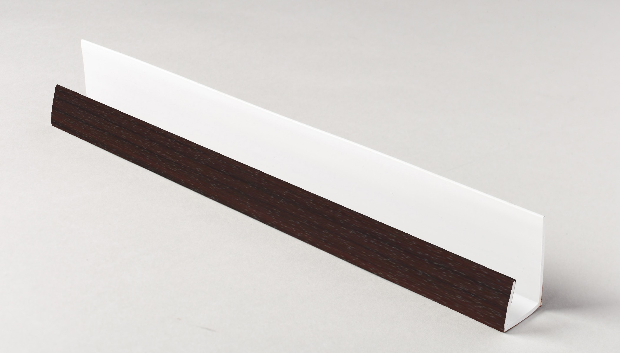 Edge Channel 5m Rosewood Rosewood Cladding Trims