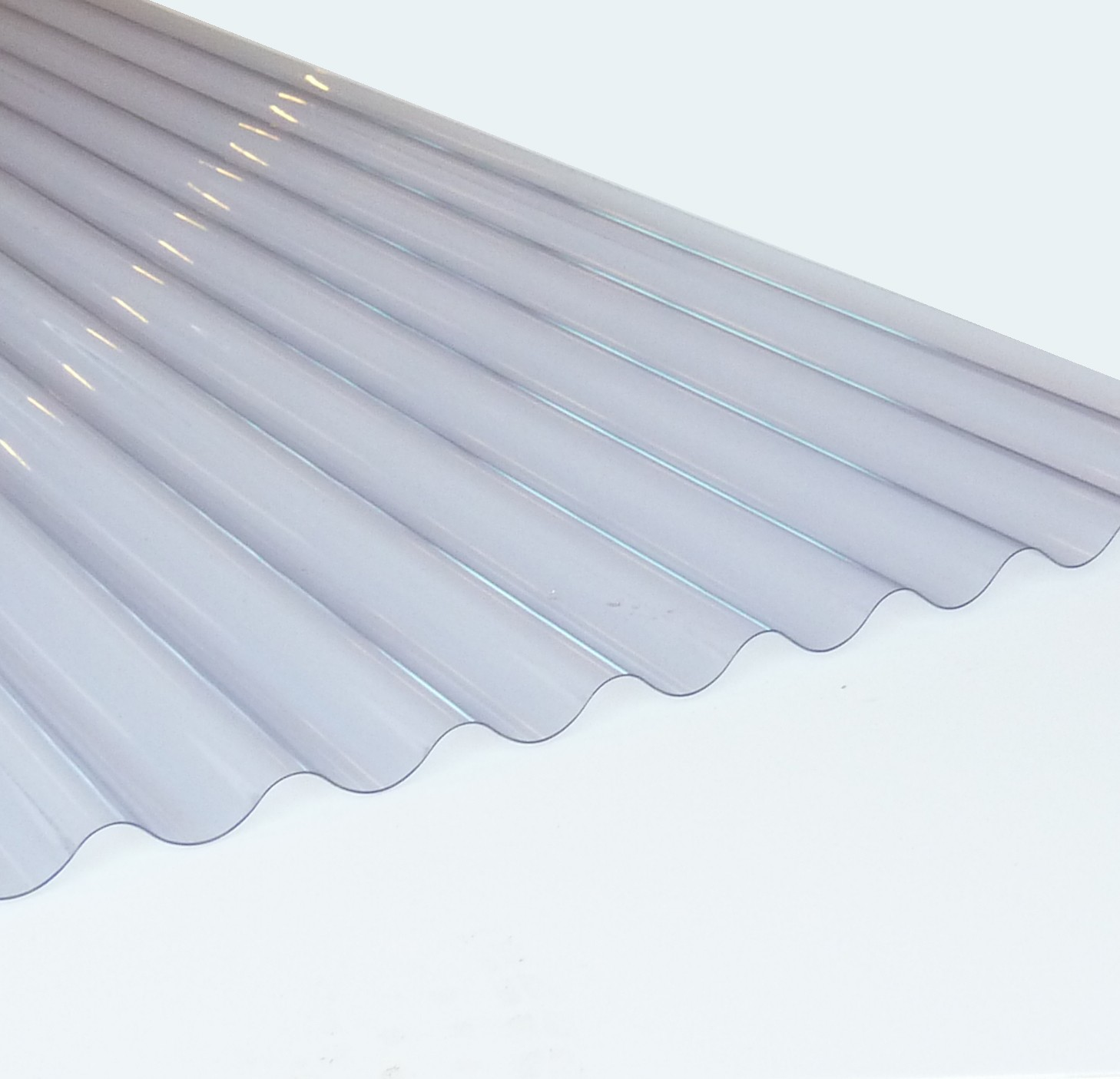 Corrugated Pvc Roofing Sheet 1 1mm Heavy Duty