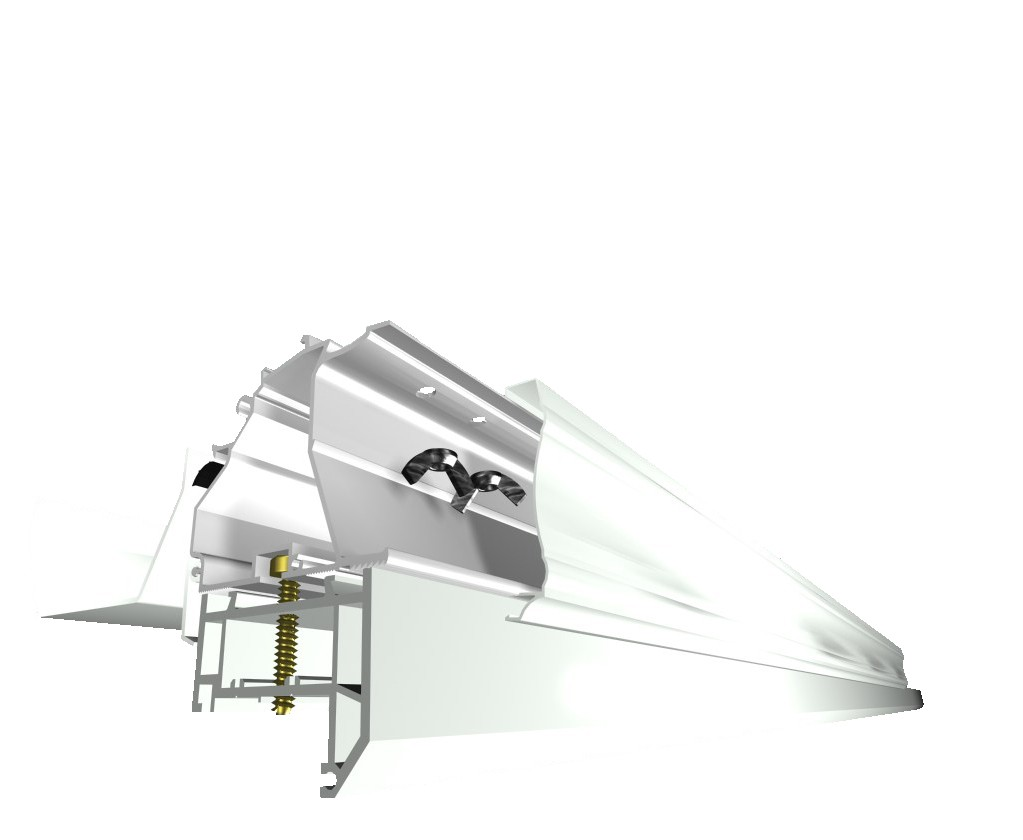 Self Support Eaves Beam Self Support Roof System Roof