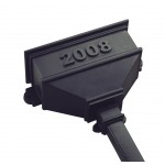 Small Hopper Universal 65/68mm Outlet with Date