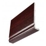9mm Ogee Capping Board/Cover Fascia Rosewood