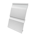 Fortex 333mm Double Shiplap Cladding - White 5m