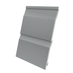Fortex 333mm Double Shiplap Cladding Storm Grey 5m