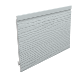 Fortex 170mm Weatherboard Cladding - Pale Blue 5m