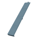 Fortex Weatherboard Butt Joint - Colonial Blue