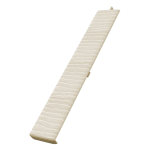 Fortex Weatherboard Butt Joint - Pale Gold