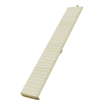 Fortex Weatherboard Butt Joint - Sand