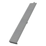 Fortex Weatherboard Butt Joint - Storm Grey