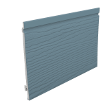 Fortex 170mm Weatherboard Cladding - Colonial Blue 5m