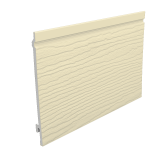 Fortex 170mm Weatherboard Cladding - Pale Gold 5m