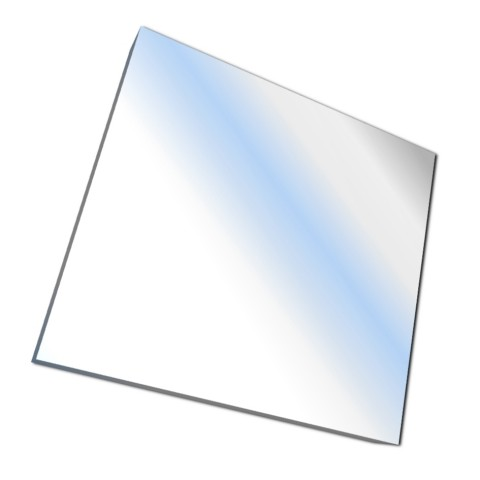 Solid Polycarbonate Sheet 6mm x 2440 x 1220mm Clear