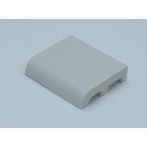 45 x 12mm Architrave White