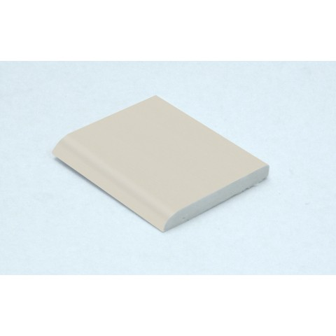 45 x 6mm Architrave Cream Woodgrain