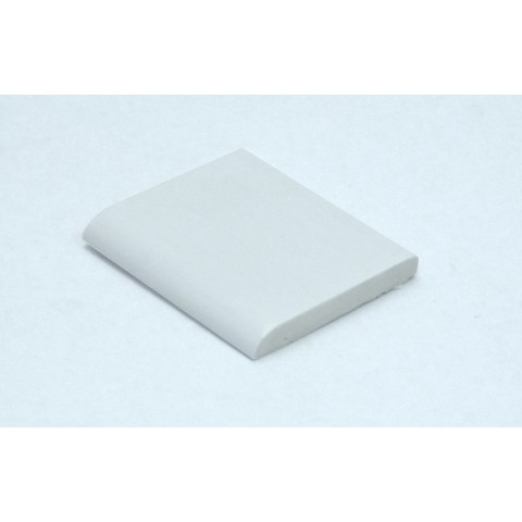 45 x 6mm Architrave White