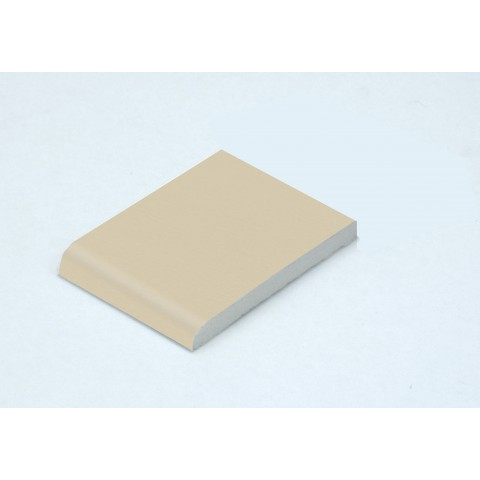 70 x 6mm Architrave Cream Woodgrain