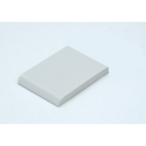 70 x 6mm Architrave White