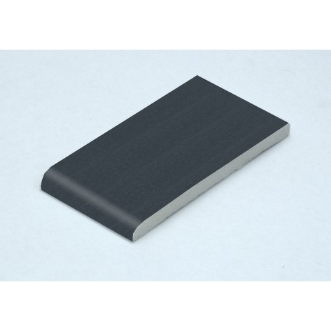 95 x 6mm Architrave Textured Dark Grey RAL 7016