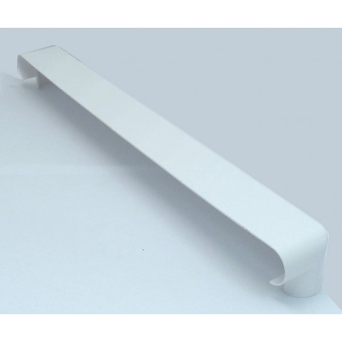 Double Ended 500mm Bullnose Fascia Corner