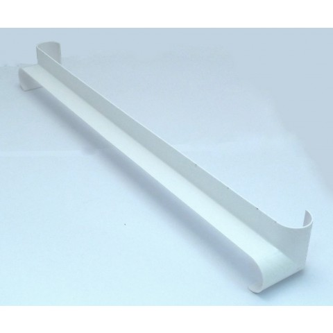 Double Ended 500mm Bullnose Internal Fascia Corner