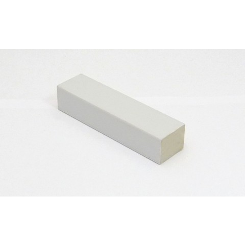 25 x 30mm Block Trim White
