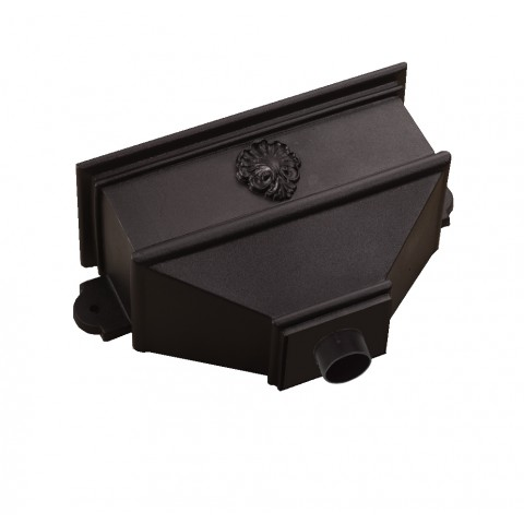Long Hopper Universal 65/68mm Outlet Shell