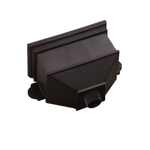 Small Hopper Universal 65/68mm Outlet