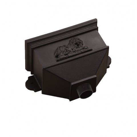 Small Hopper Universal 65/68mm Outlet Lion