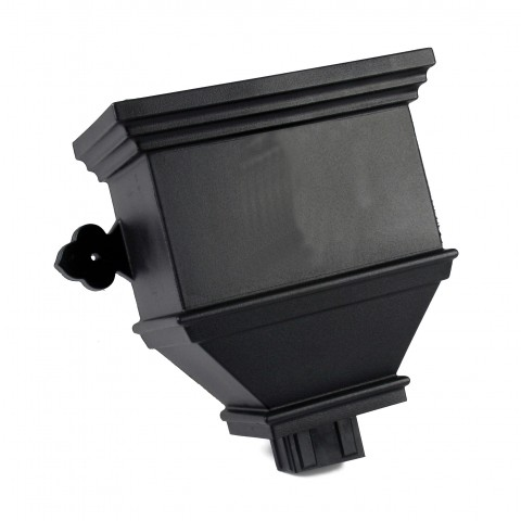 Bath Hopper 100x75mm Outlet