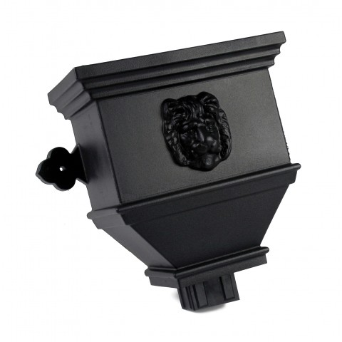Bath Hopper 100x75mm Outlet Lion