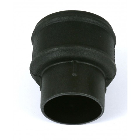 105mm Cast Iron Style Round Pipe Plain Coupler