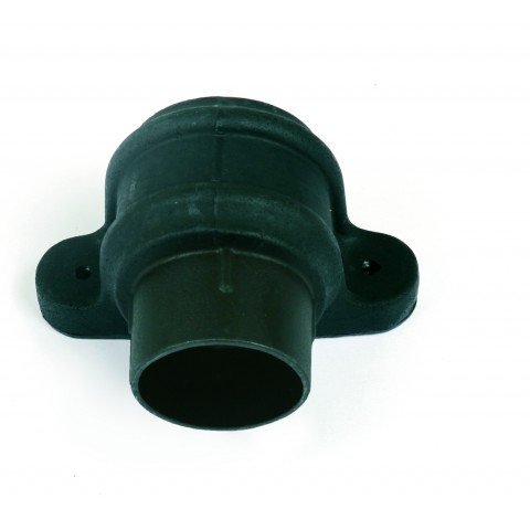 105mm Cast Iron Style Round Pipe Coupler with lugs