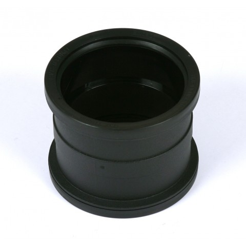 Cast Iron Style Soil Dbl Socket Pipe Connector