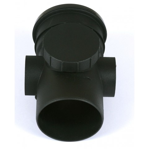 Cast Iron Style Soil Access Pipe