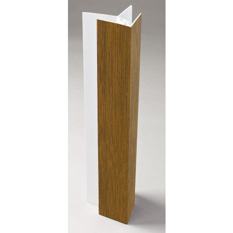 Two Part Corner Golden Oak 5m