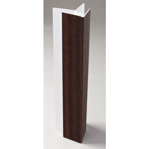 Two Part Corner Trim Mahogany