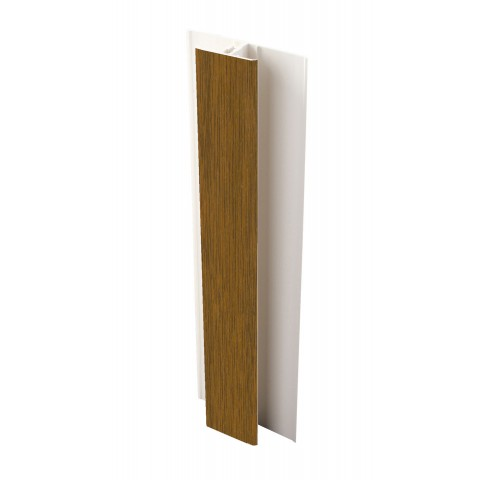 2 Part Joint Golden Oak 5m