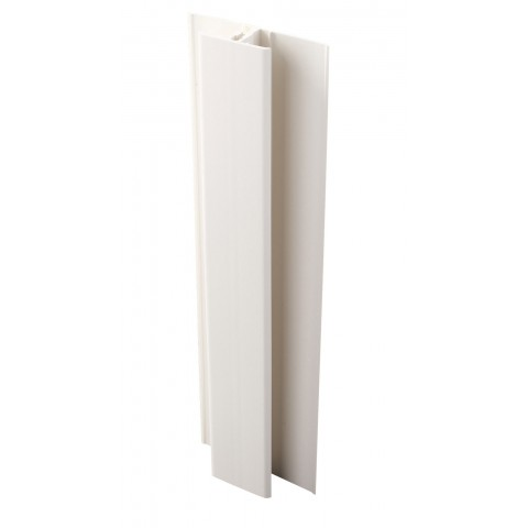 Two Part Joint Trim White 5m White