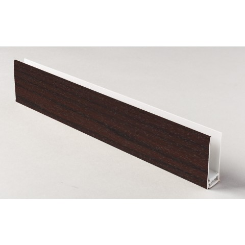 Two Part Top Trim Rosewood 5m