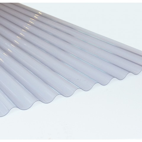 Corrugated PVC Roofing Sheet (1.1mm) Heavy Duty