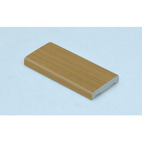 25mm x 6mm D Mould Irish Oak