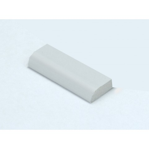 20mm x 6mm Edge Fillet White