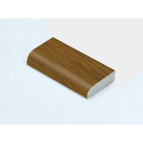 28mm Edge Fillet Golden Oak