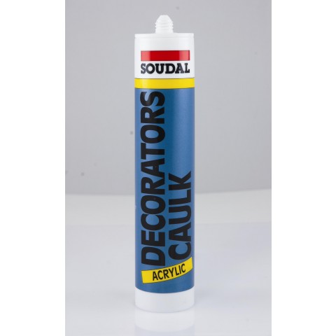 Decorators Caulk/Acrylic Gap Filler 310ml White