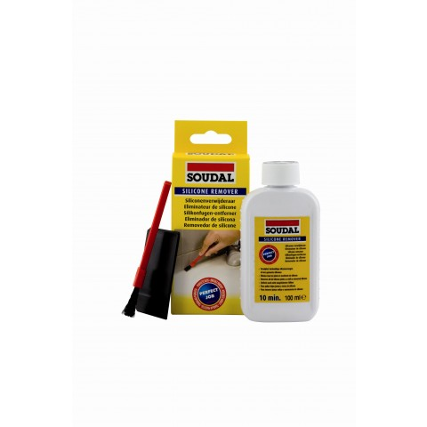 Silicone Remover 100ml inc brush
