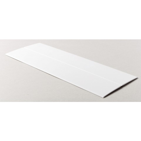 100mm x 5m Flexi Angle Trim White