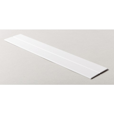 70mm x 5m Flexi Angle Trim White