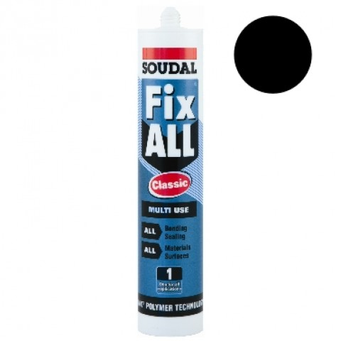 Fix All Hybrid Polymer Sealant Black